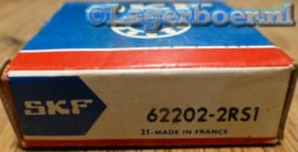 62202-2RS SKF