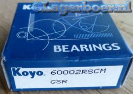6000-2RS Koyo