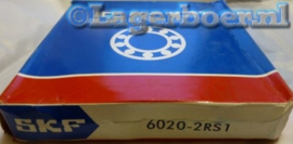 6020-2RS SKF