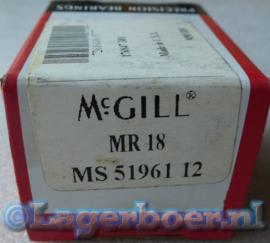 NCS1820 McGill MR18