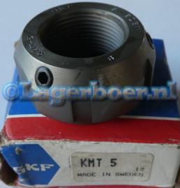 KMT5 hoge precisie asborgmoer SKF