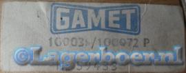100035/100072-P Gamet