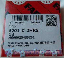 6201-2RS/C3 FAG