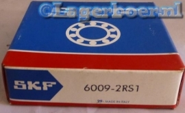 6009-2RS SKF