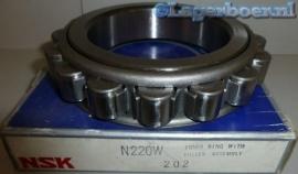 N220W NSK  binnenring met rollen