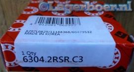 6304-2RS/C3 FAG