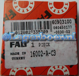 16002/C3 FAG