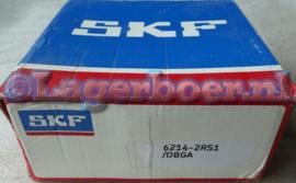 6214-2RS/DBGA SKF (set van 2)