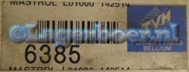 6385 TVH mastrol voor heftrucks