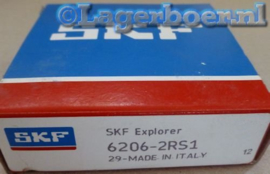 6206-2RS SKF