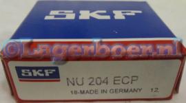 NU204-ECP SKF