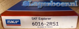 6016-2RS SKF