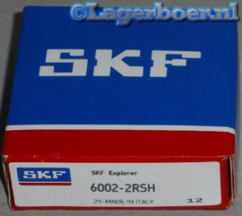 6002-2RS SKF