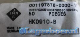 HK0910 INA