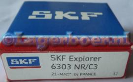 6303-NR/C3 SKF