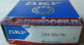 7204-CDGA/P4A SKF