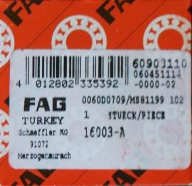16003 FAG