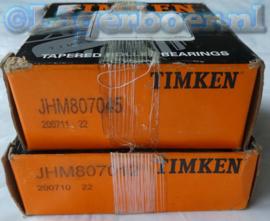 JHM807045/JHM807012 Timken