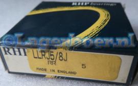"""LLRJ5/8"""" RHP cilinderlager (type NU)"""