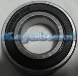 groefkogellager 8x22x7mm 608RS 608-2RS 22x8x7mm