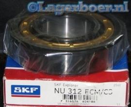 NU312-ECM/C3 SKF