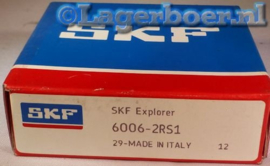 6006-2RS SKF