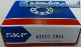 63002-2RS SKF