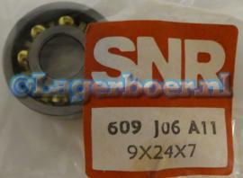 609-Y SNR