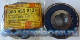 B17-99  NTN dynamolager