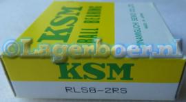 """RLS8-2RS KSM LS10 of LJ-1"""""""