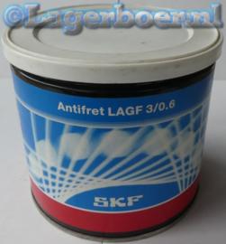 Antifret LAGF 3/0.6 SKF Lagervet