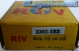 2302-2RS RIV