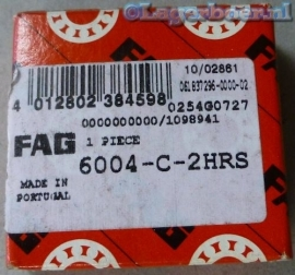 6004-2RS FAG