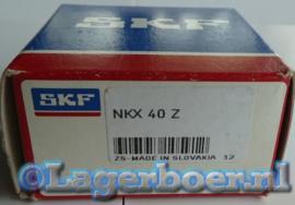 NKX40-Z SKF