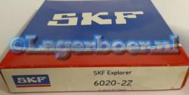 6020-2Z SKF