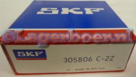 305806C-2Z SKF (LR5206-2Z)