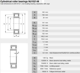 NU1021-M1 FAG