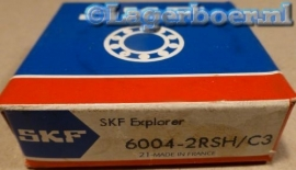 6004-2RS/C3 SKF
