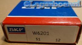 W6201 SKF (RVS)