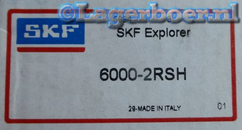 6000-2RS SKF