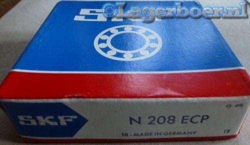 N208-ECP SKF