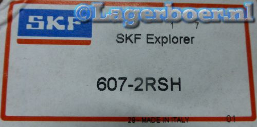 607-2RS SKF