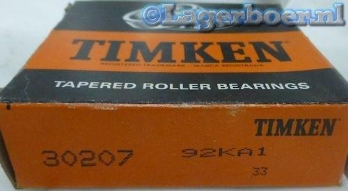 30207 Timken