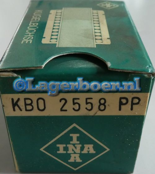 KBO2558-PP INA