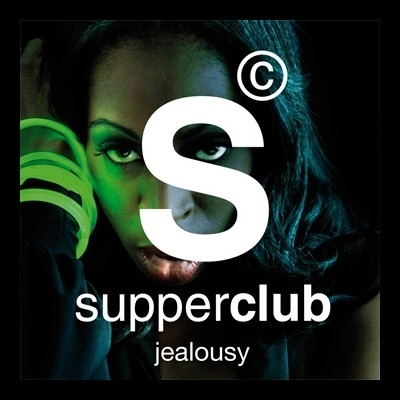 supperclub CD jealousy
