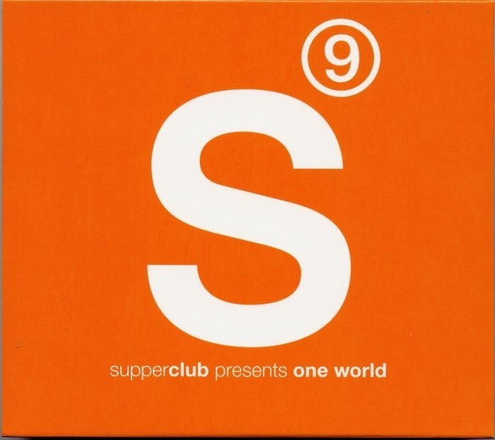 supperclub CD one world