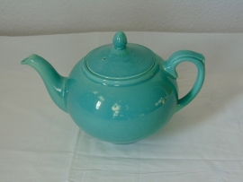 A vintage ceramic teapot Royal Plazuid