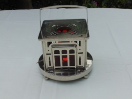Antique tealight heater model