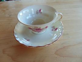 Vintage porcelain Mosa teacup