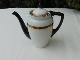 Antique Petrus Regout coffeepot